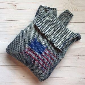 Sale!! American flag sweater